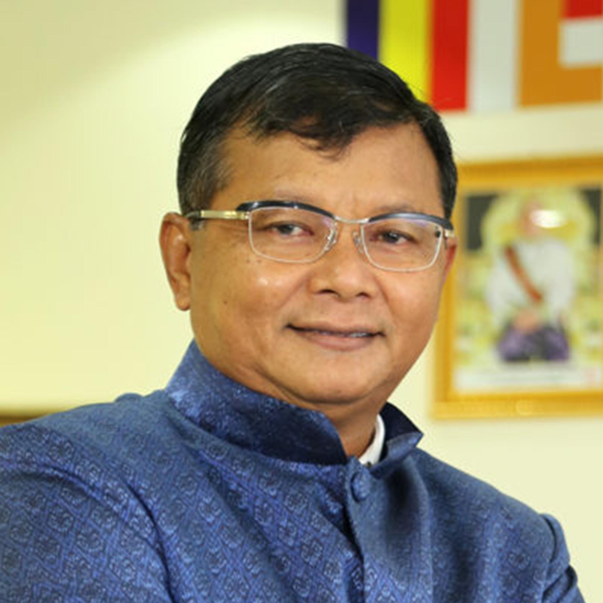 H.E Dr. Hang Chuon Naron